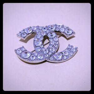 Coco Chanel brooch